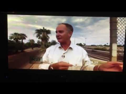 """CSM Eric Haney (USA Retired) on """"Inside Edition"""" analyzing the Phoenix I-10 sniper shootings."""