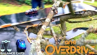 Anki Overdrive [Day 3] Tree-Top-Track (Ground Shock vs. Guardian)