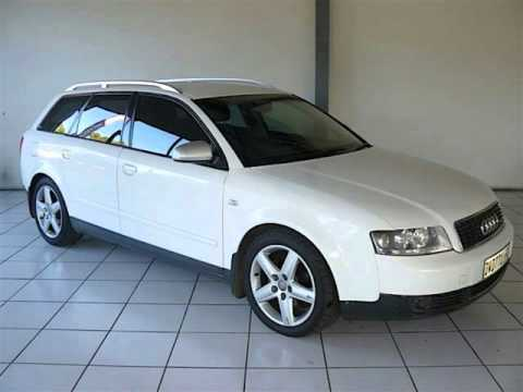 2002 audi a4 1 9 tdi station wagon auto for sale on auto trader south africa youtube. Black Bedroom Furniture Sets. Home Design Ideas