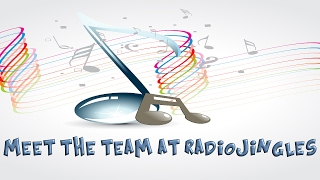 Radiojingles Meet the team