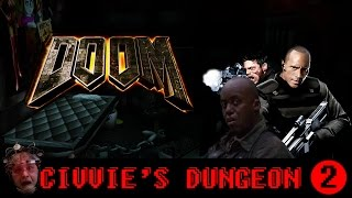 (old and crap) DOOM: The Movie (2005) / Fish in a Barrel