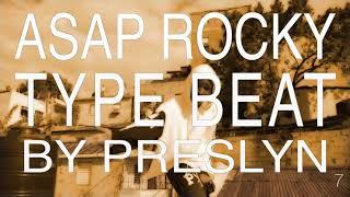 Asap Rocky x Skrillex Type Beat | Rap/Trap MUSIC VIDEO 2018 | 🦁