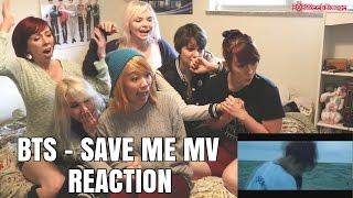 [Reaction] BTS 방탄소년단  - SAVE ME MV