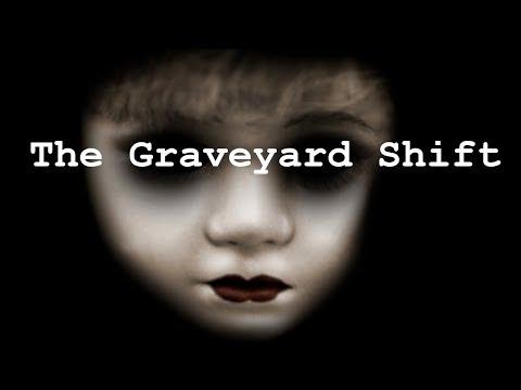 Creepy Dolls, Urban Legends, & Killer Tech - The Graveyard Shift Ep. 5