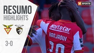 Highlights   Resumo: Desp. Aves 3-0 Portimonense (Liga 19/20 #17)