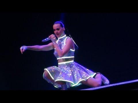En route pour Montpellier - Concert Katy Perry / Charli XCX - 17 Février 2015