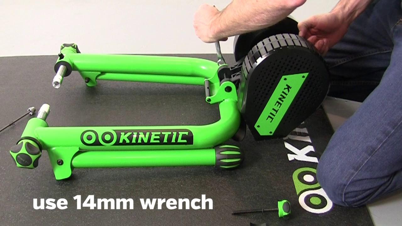 Kinetic — Road Machine | Smart Control - Bike Trainer