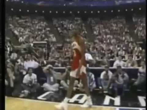 Stacey Augmon Windmill Dunk 1992