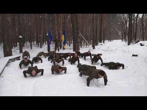 Військовослужбовці угруповання НГУ долучились до 22 Pushup Challenge