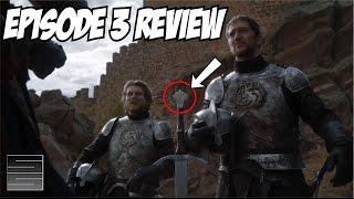 Game of Thrones Season 6 Episode 3 Review / Reaction | Tower of Joy Authur Dayne Dawn!