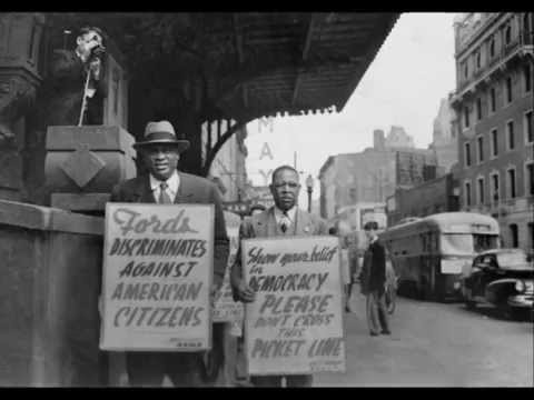 Paul Robeson Speaks! The Need for Negro Militancy