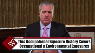 How do You Determine Where You Were Exposed to Asbestos? | Attorney Joe Williams