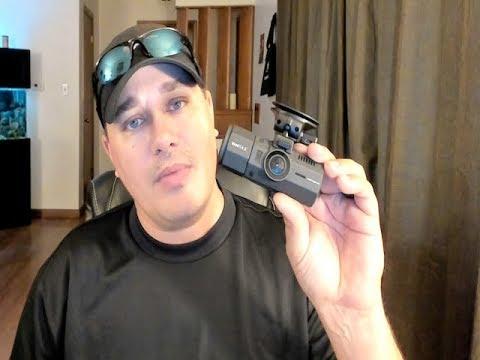 The BEST 2 Channel IR Dashcam Under $200 PERIOD!