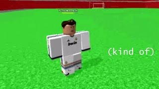 April Fools! (ROBLOX Cristiano Ronaldo)