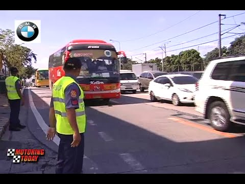 The HPG making a good name for itself by manning EDSA traffic