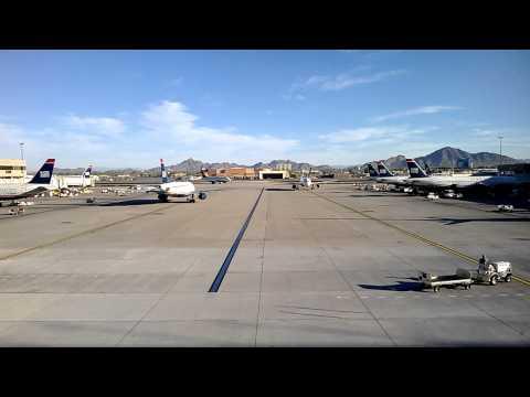Phoenix Sky Harbor International Airport, Phoenix, Arizona - US Airways