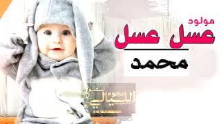 شيلة مولود باسم محمد 2020 عسل عسل محمد حبيب قلبي وصل    باسم محمد   كلمات ابو متعب
