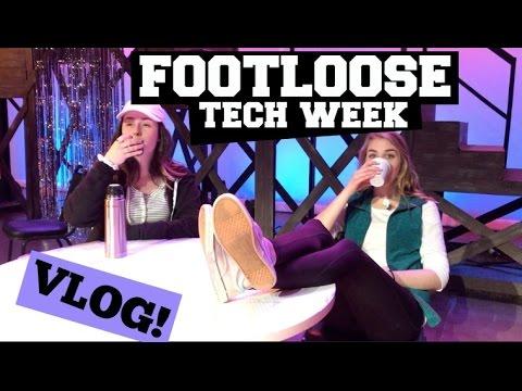 footloose tech week