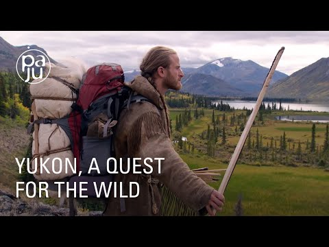 """Yukon, the wild quest "" or the passion for the origins of humankind (english sub)"