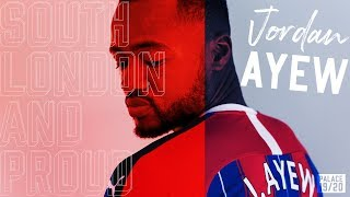 Jordan Ayew | Exclusive first interview after permanent transfer to Crystal Palace.
