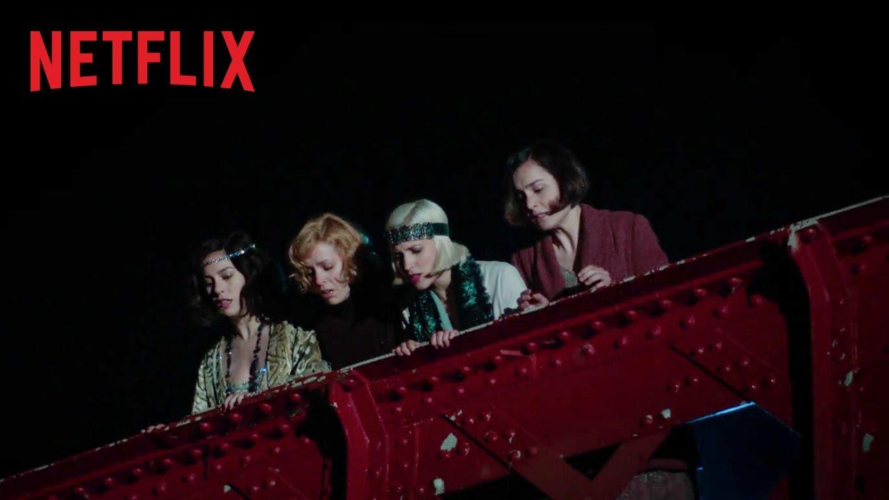 Las Chicas Del Cable Temporada 2 Tráiler Netflix Youtube