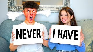 NEVER HAVE I EVER Challenge w/ CRUSH! *Bad Idea*
