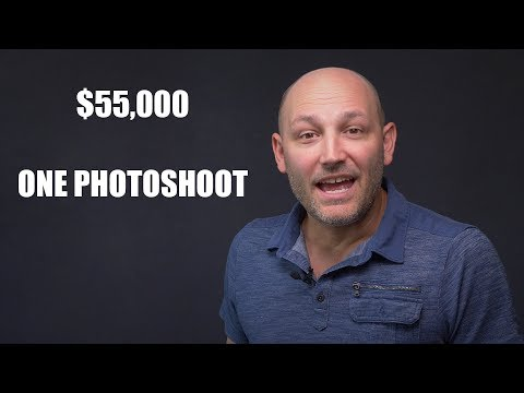 This Photographer Made an Extra $31,000 from One Shoot