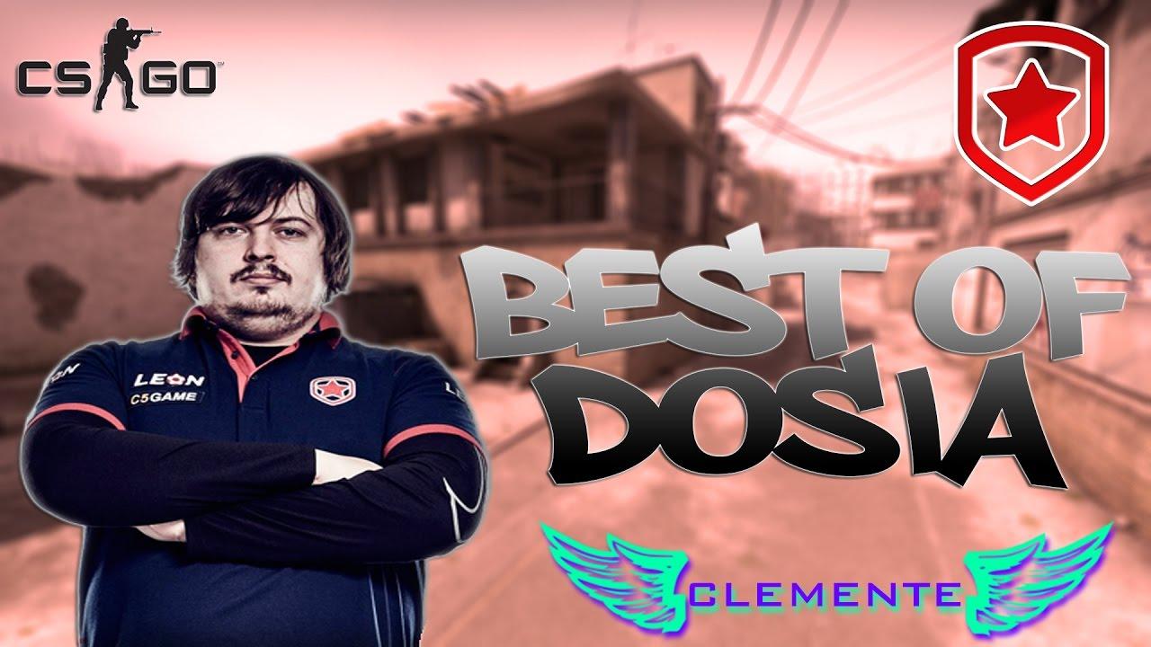 CS:GO - BEST OF Dosia [Highlights]