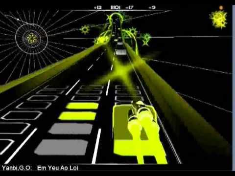 Em Yeu Ao Loi chế-audiosurf