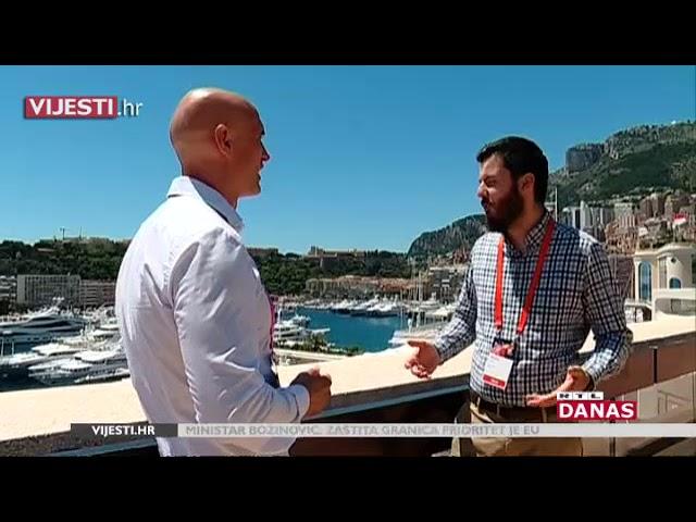 Super je Monaco, ali draža mi je Hrvatska i moje Livno