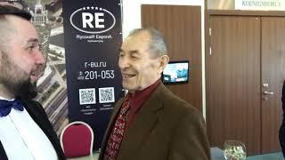 Когда тебе 81 год и ты пришёл на мастер класс Андрея Краснова. Геннадий Иванович, спасибо за отзыв!