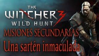 The Witcher 3: Wild Hunt - Una sartén inmaculada