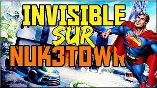 Black Ops 3 - Bug d'invisibilité sur NUK3TOWN par Sullivan