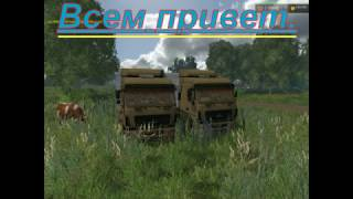 �������� ���� FS 15 Янова далина хардкор v2.3 №128 (Уборка кукурузы) ������