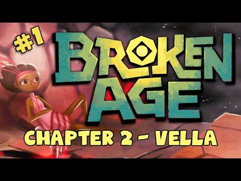BROKEN AGE: Act 2 - Vella #1 - Homocidal Knife