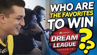 #NAVIVLOG: Who are the favorites to win DreamLeague?
