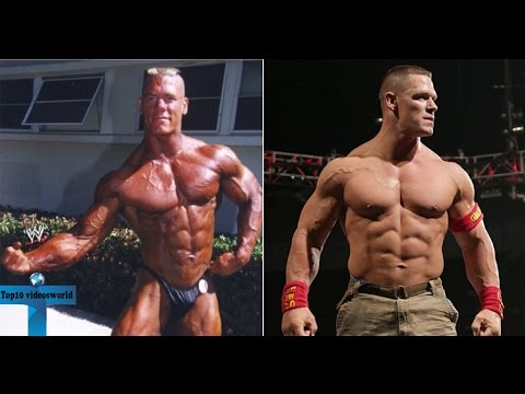 Top 10 Former Bodybuilders who became WWE Superstars - YouTube