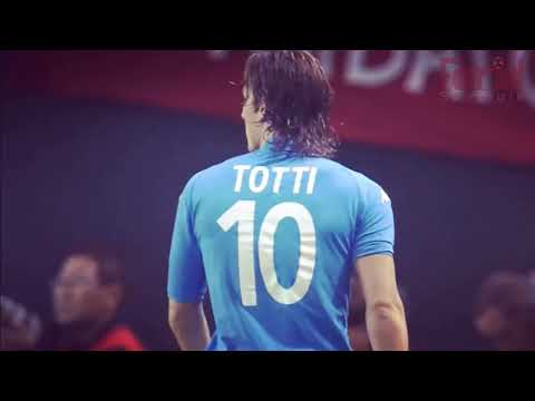 Francesco Totti - Master of Back-heel