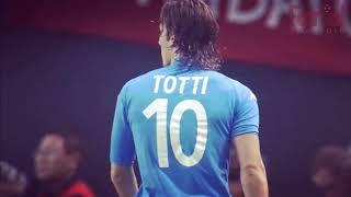 Francesco Totti - Master of Back-heel