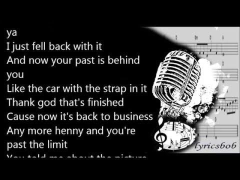 Right Hand - Drake Lyrics