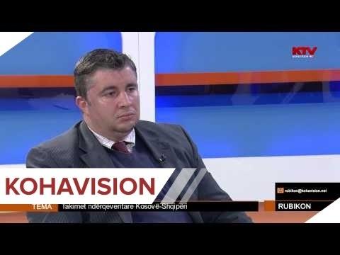 RUBIKON - TAKIMET NDERQEVERITARE KOSOVE-SHQIPERI 24.03.2015