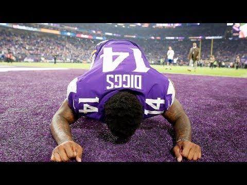 Initial reactions to Stefon Diggs' incredible 61-yard TD | NFL Primetime | ESPN