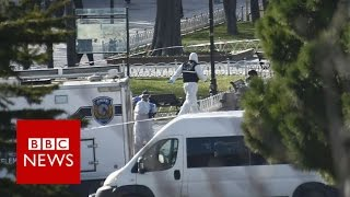 Turkey: 'IS suicide bomber' kills 10 in Istanbul Sultanahmet district - BBC News