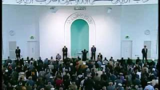 Friday Sermon: 16th October 2009 - Part 1 (Urdu)