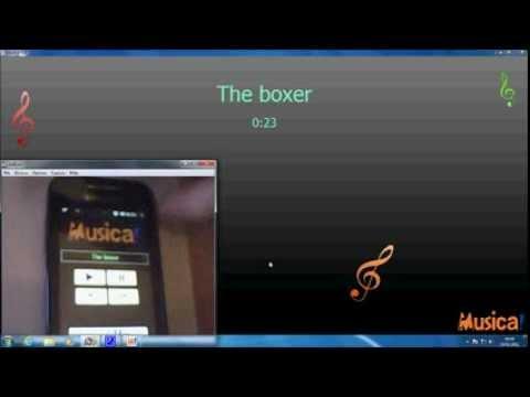 Musica! - lettore MP3 software pilotato da smartphone