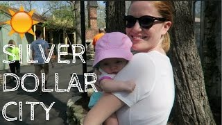 Baby's First Time at Silver Dollar City!