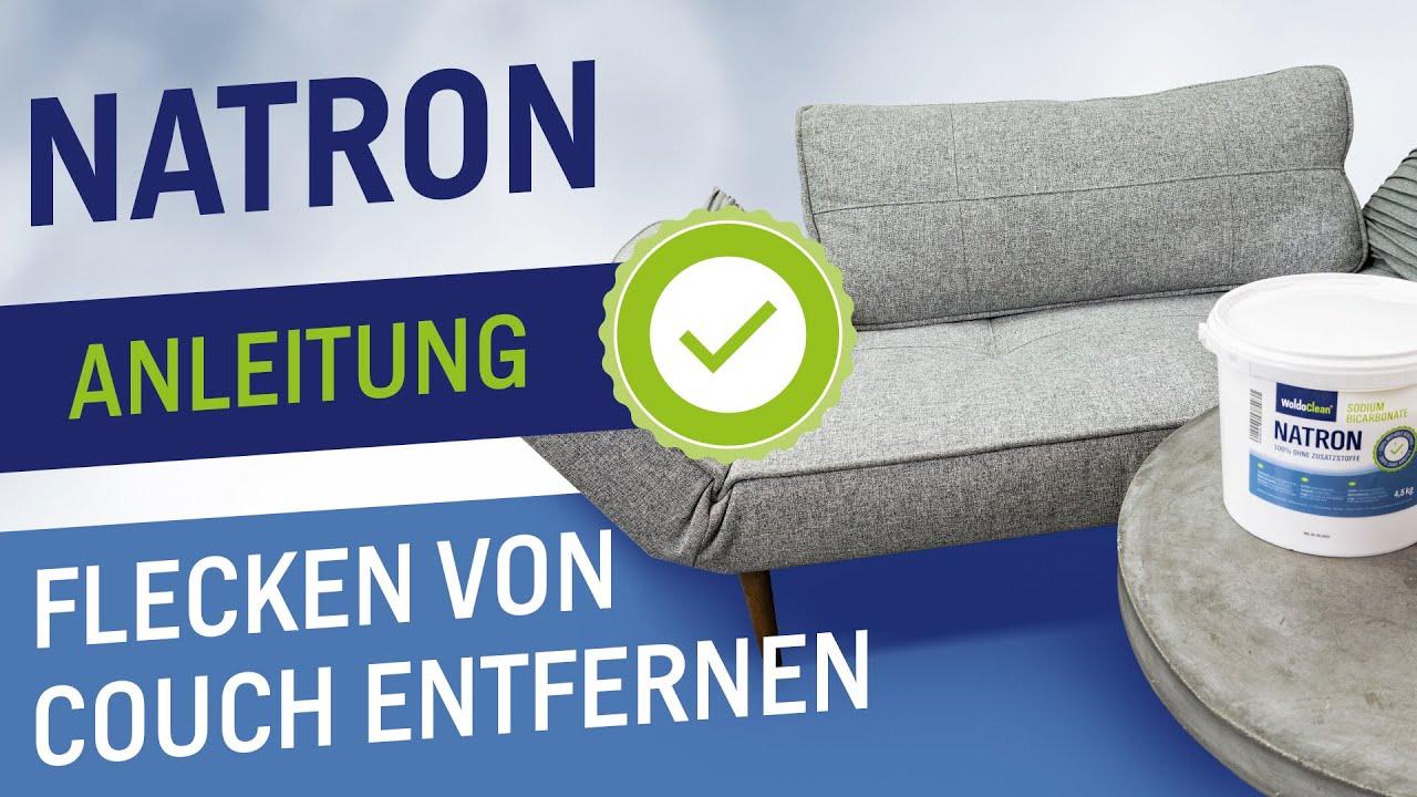 Couch Reinigen Natron : mit natron flecken von couch entfernen tipps anleitung ~ Watch28wear.com Haus und Dekorationen