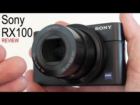 Sony Cyber-shot DSC-RX100 Review