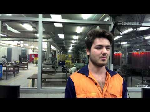 Josh - Apprentice Sheetmetal Worker
