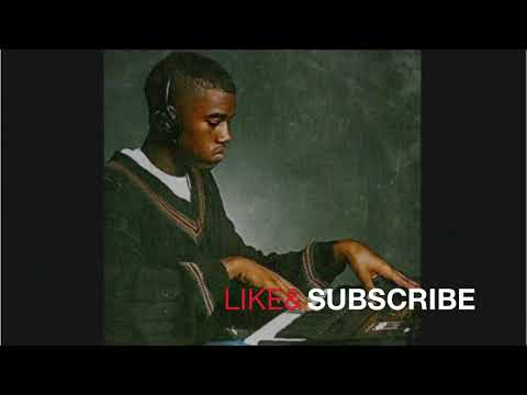 KANYE WEST - REAL FRIENDS INSTRUMENTAL !!!